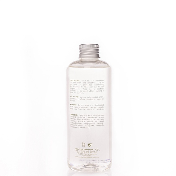 ALOE VERA BODY OIL 250ml - 2