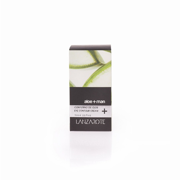 ALOE VERA MAN EYE CONTOUR 15ml - 2