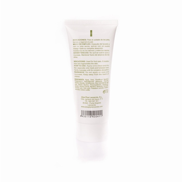 ALOE VERA FOOT CREAM 100ml - 2