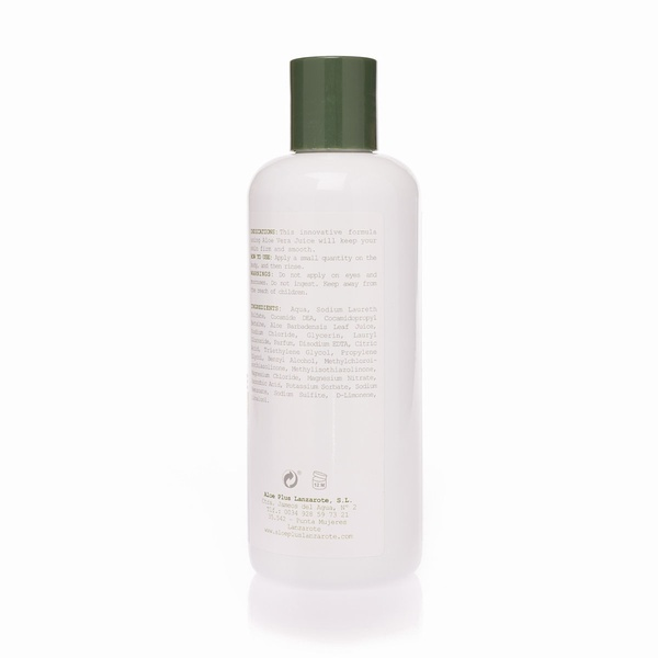 ALOE VERA BATH GEL 250ml  - 2
