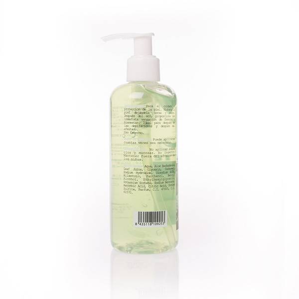 GEL DERMIQUE D'ALOE VERA 250 ml - 2