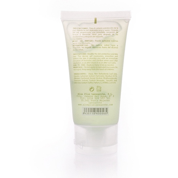 GEL DERMIQUE D'ALOE VERA 50 ml - 2