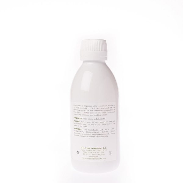 ALOE VERA PURE GEL 250ml - 2