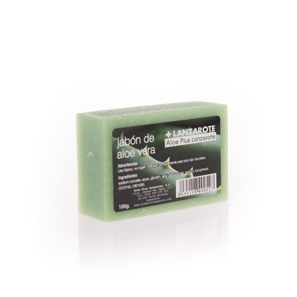 ALOE VERA HANDMADE SOAP 100g - 1