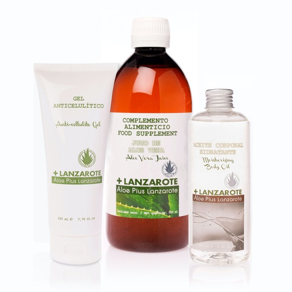 PACK FOR REDUCING CELLULITE - 1