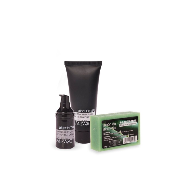 PACK FACIAL HOMME - 2