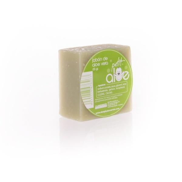 ALOE VERA PETIT SOAP BAR 65g - 1