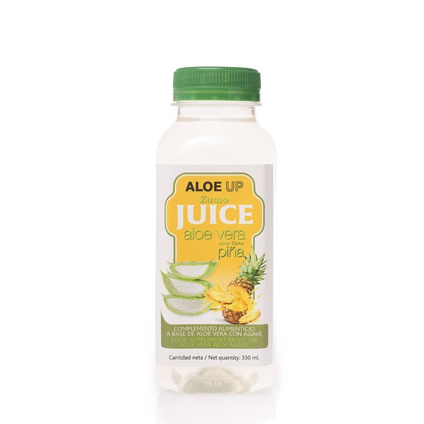 FOOD SUPPLEMENT – PINEAPPLE FLAVOR JUICE 330ml - 1