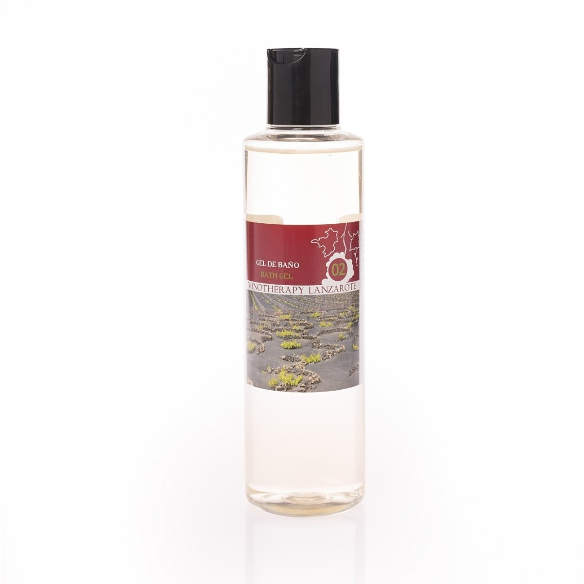 GEL DE BAÑO DE VINO 200ml