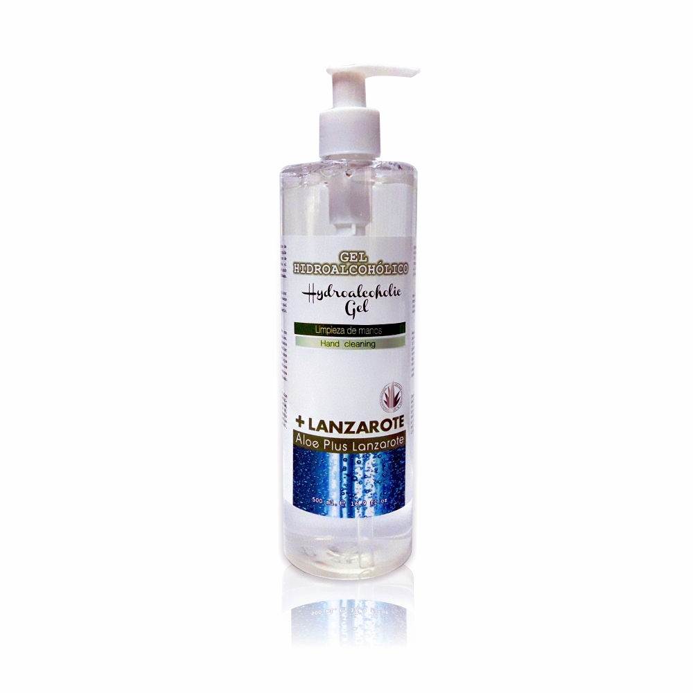 HYDROALCOHOLIC GEL - HAND SANITIZER 500ml