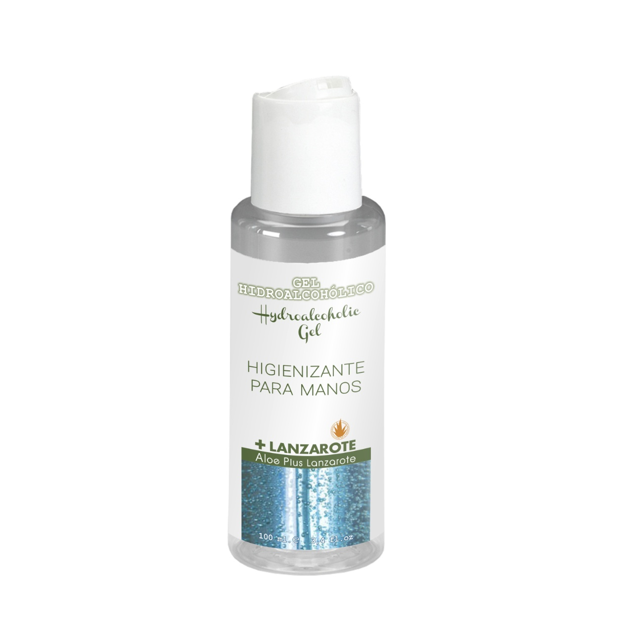 HYDROALCOHOLIC GEL - HAND SANITIZER 100ml