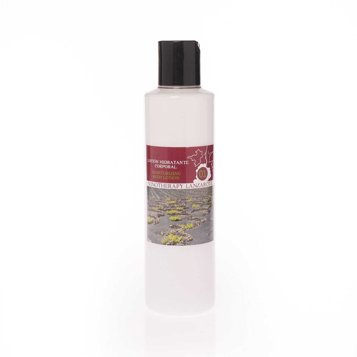 WINE MOISTURIZING BODY LOTION 200ml