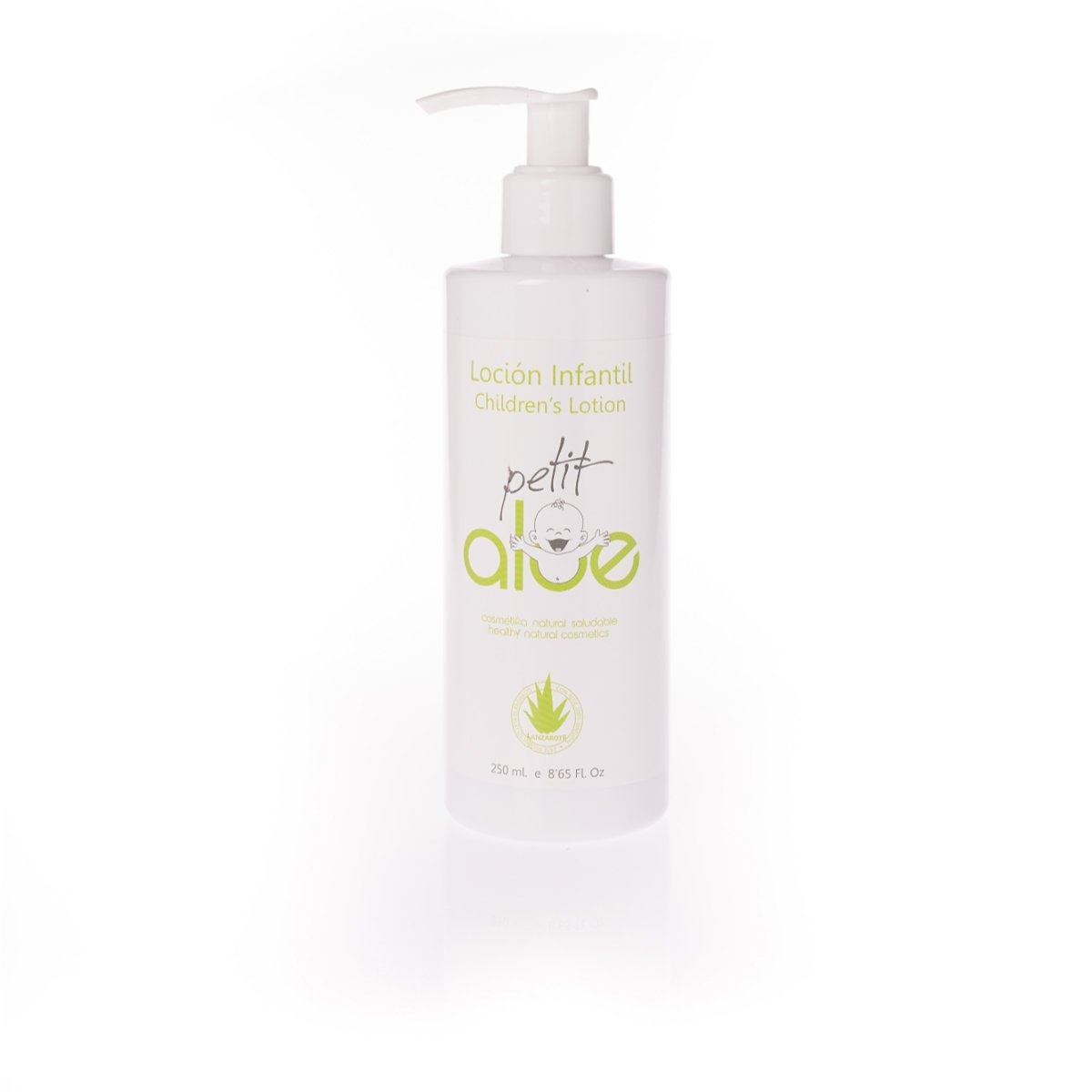 ALOE VERA KINDERLOTION 250 ML