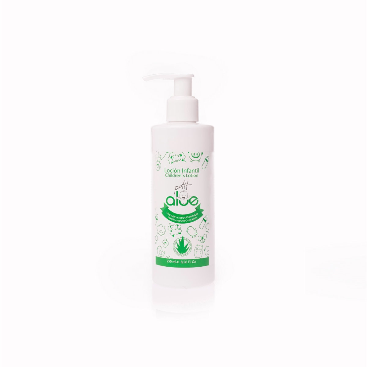 ALOE PETIT CHILDREN'S LOTION  250ml