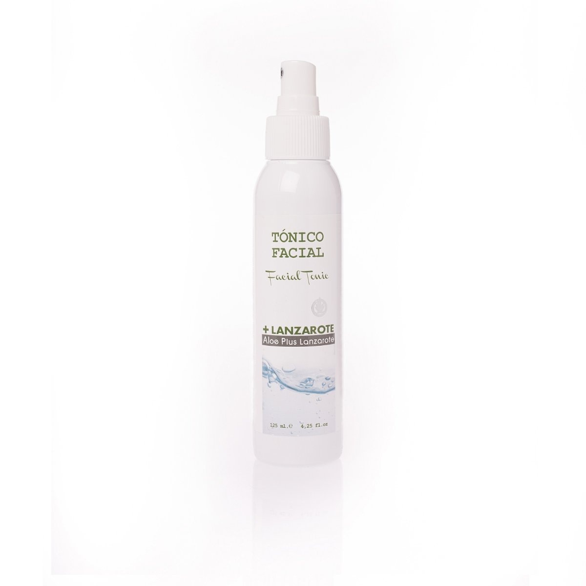 TONIQUE FACIAL A L'ALOE VERA 125 ml.